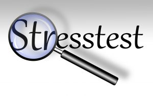 Stresstest - Lupe
